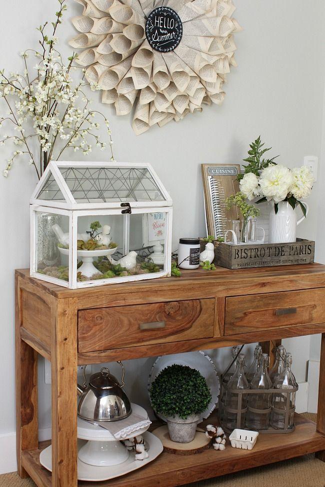 236 besten deko bilder auf pinterest shabby deko sch ner wohnen und shabby chic deko. Black Bedroom Furniture Sets. Home Design Ideas