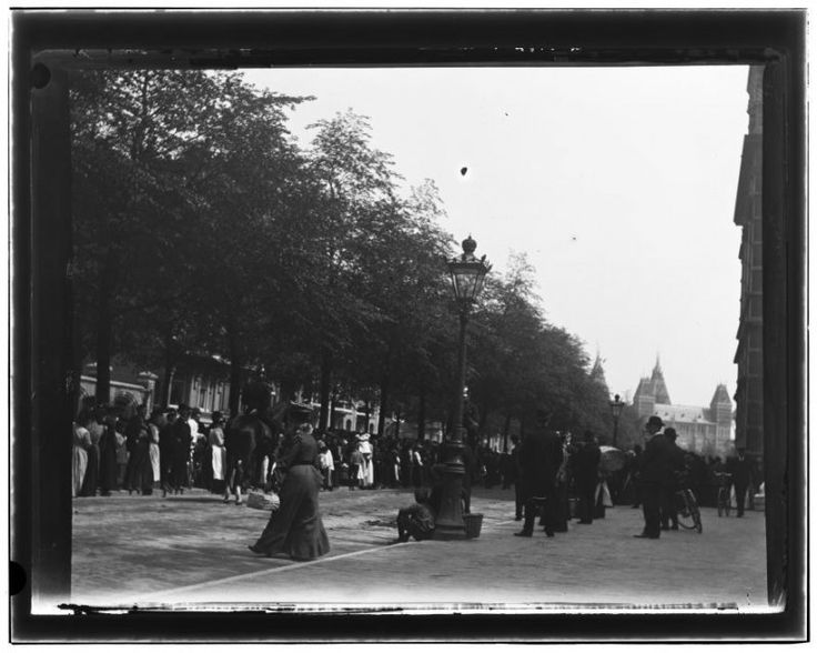 Apps voor Amsterdam: Jacob Olie - foto's van Amsterdam