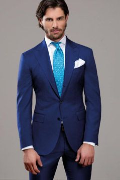 17 Best images about Guys suits on Pinterest | Navy suits, Grey ...