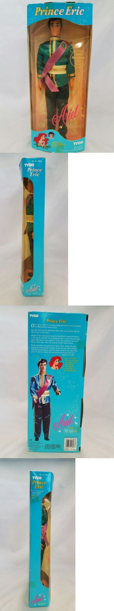 Little Mermaid 44036: Vintage Tyco Ariel Prince Eric Disney The Little Mermaid Nib -> BUY IT NOW ONLY: $69 on eBay!