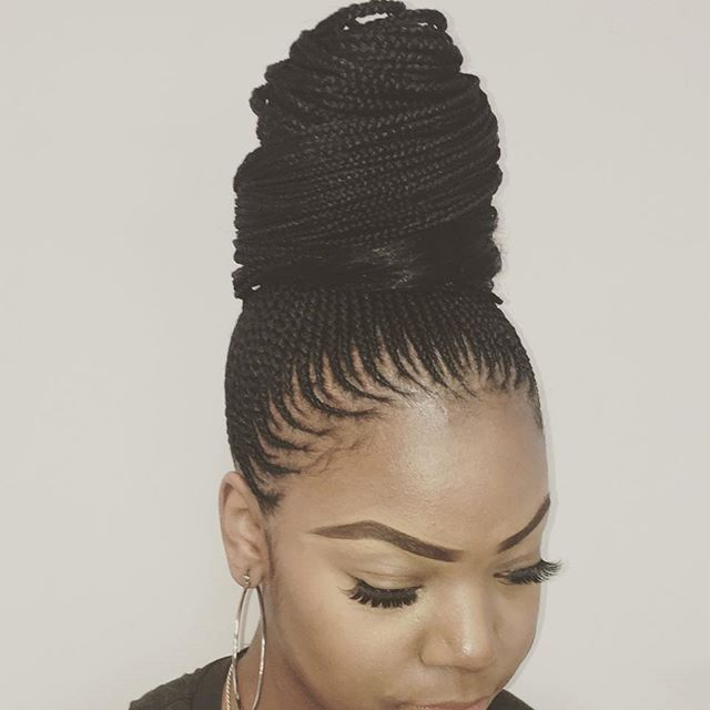 2018 Braided Hairstyles 11 Braids For Black Women Braids