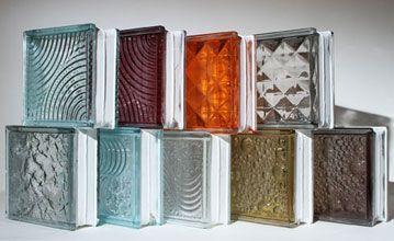 Image detail for -Decorated Glass Blocks #glassblocks #windows