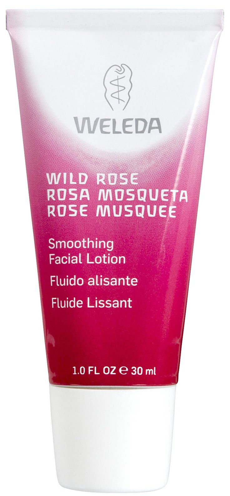 Weleda Wild Rose Smoothing Facial Lotion. My fave.