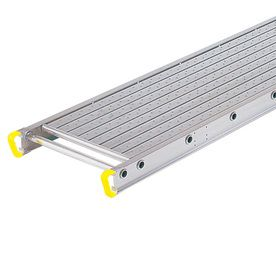 Werner 16-Ft X 5-In X 24-In Aluminum Scaffold Stage 2616