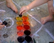 10 great ideas for outdoor classrooms!