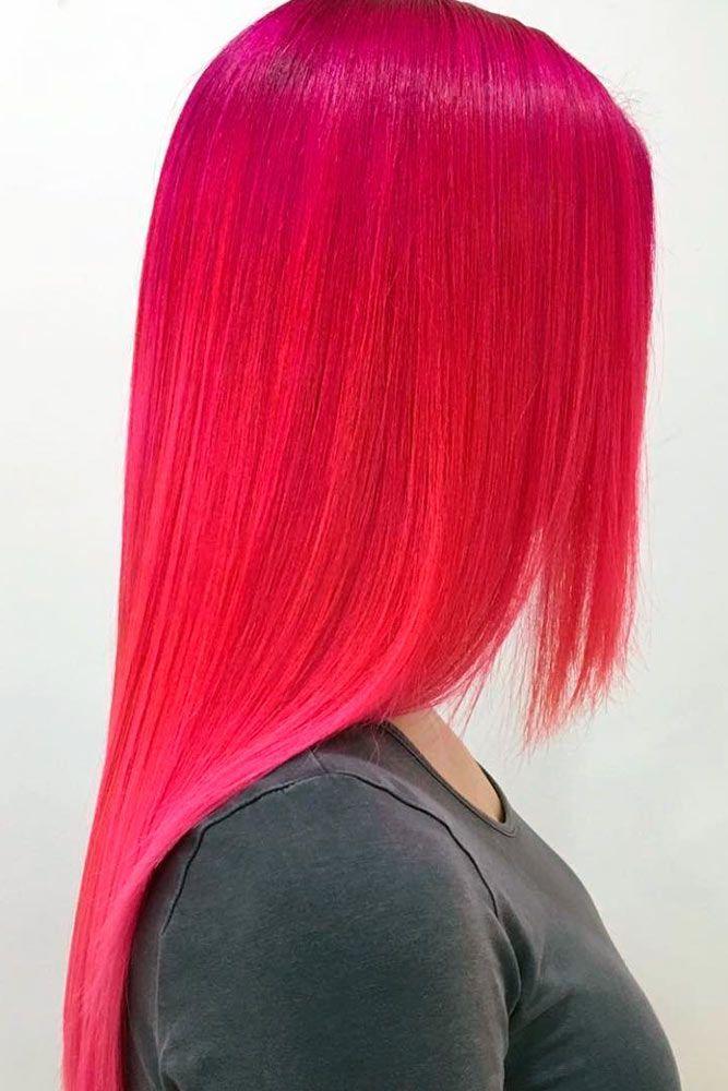 21 Loveliest Magenta Hair Shade Concepts
