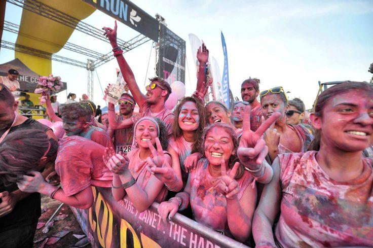 The Color Run - Rimini 2/08/14 #happiest5k