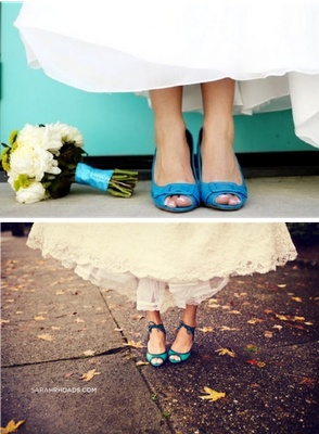 Matching ribbon and shoes <3