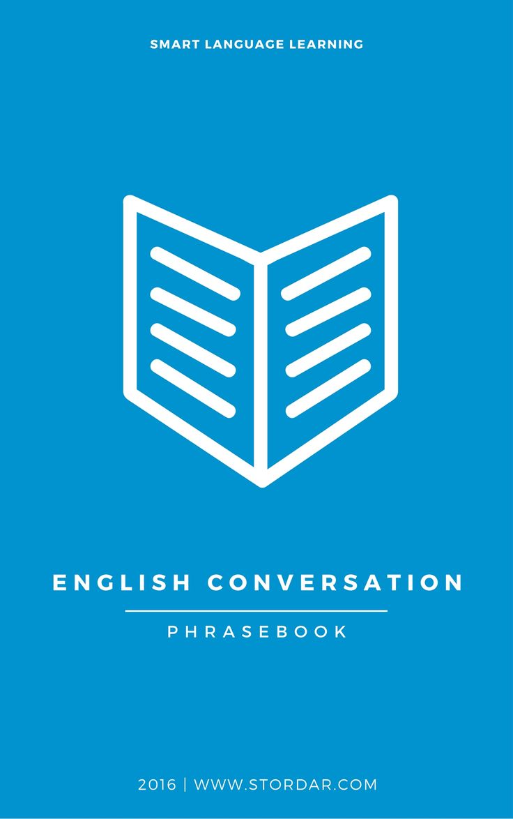 Download a guide to everyday English conversational phrases from @smartenglishlearning. It's a phrasebook for Pre-Intermediate English learners.