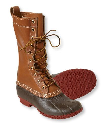 Women's 100th Anniversary Maine Hunting Shoes: Rain Boots | Free Shipping  at L.L.Bean