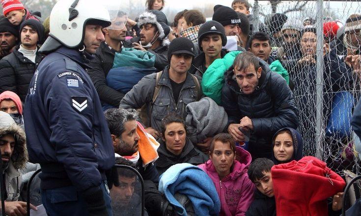 Προσφυγικό: Πρώτο και καυτό θέμα στη Σύνοδο Κορυφής της ΕΕ