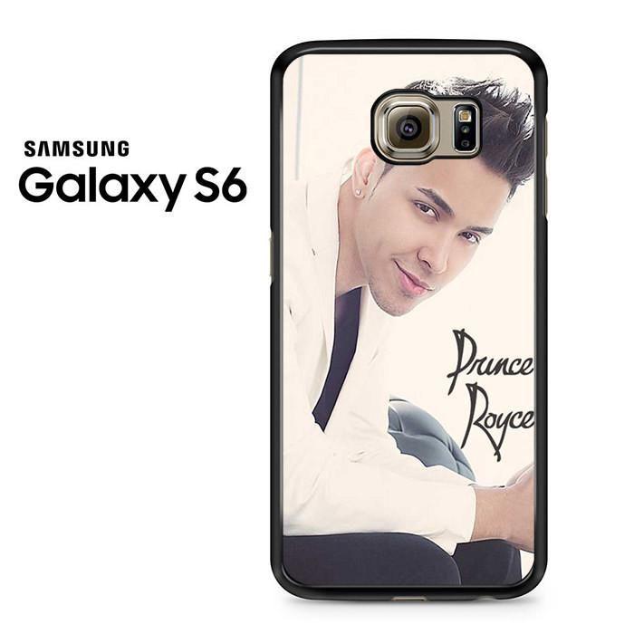 Prince Royce Samsung Galaxy S6 Case
