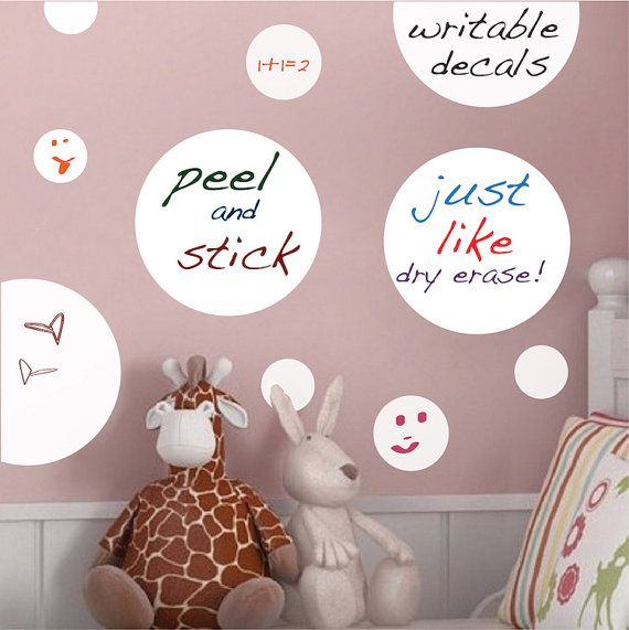 Best Dry Erase Wall Decals Images On Pinterest Dry Erase Wall - Wall decals you can write on