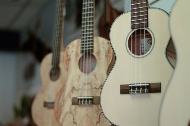 They sound great too! #ukulele