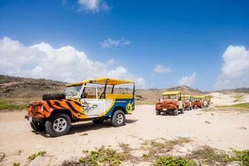 Take a break from Aruba's picture-perfect beaches with a half-day tour to another of the island's natural highlights, the Natural Pool in Arikok National Park. Sitting pretty on Aruba's east coast, the Natural Pool, surrounded by volcanic rock, provides a fun and interesting place to swim and snorkel with other adventurous types who've made the off-road trek by 4x4 vehicle. View This & more at: http://ow.ly/UOkc6