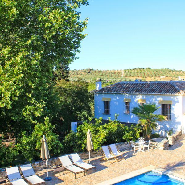 El Molino | klein hotel in Andalusië