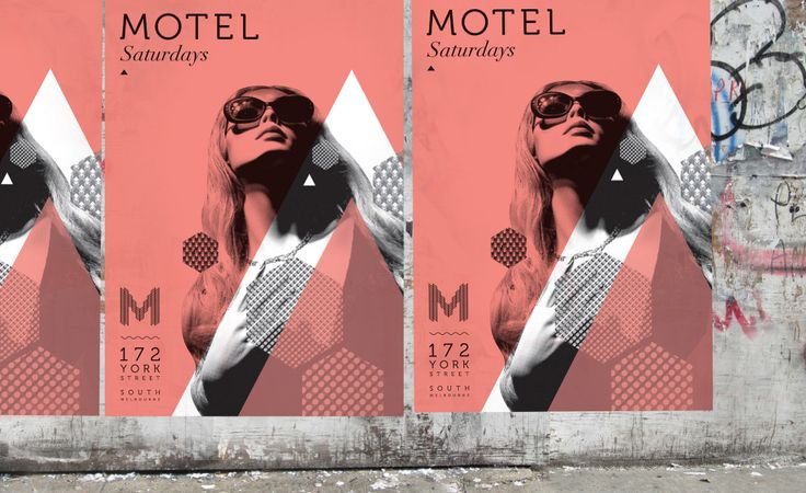 Brand Identity and Logo Design for Motel Nightclub — Creative Order