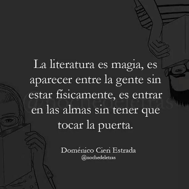 #Literatura