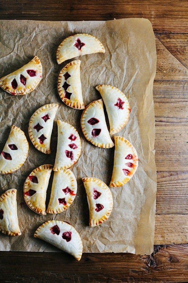 Hummingbird High: Rhubarb and Rose Hand Pies