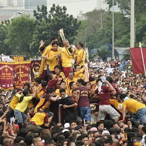Feast of the Black Nazarene | 17 Philippine Festivals You Should Go To Before You Die
