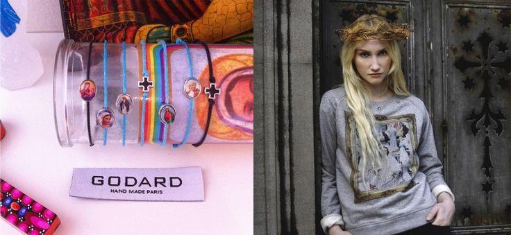 Mode Femme - GODARD  #fashion #look #Godard