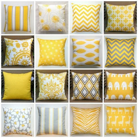 Yellow Yellow Yellow Home Decor