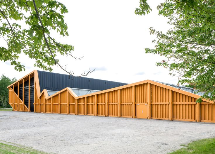 Toronto 2015 Pan American Games Shooting Venue by Magma Architecture