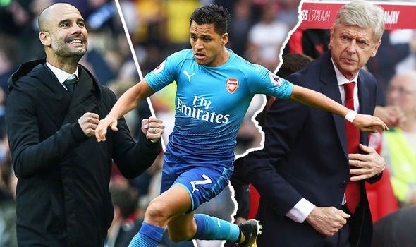 Arsenal transfer news: Gunners reject formal 50m cash-only bid from Man City   via Arsenal FC - Latest news gossip and videos http://ift.tt/2xKCEDV  Arsenal FC - Latest news gossip and videos IFTTT