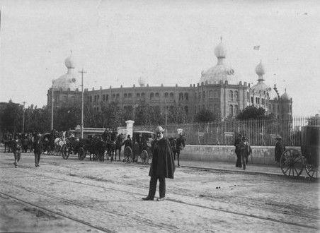 Campo Pequeno, 1895