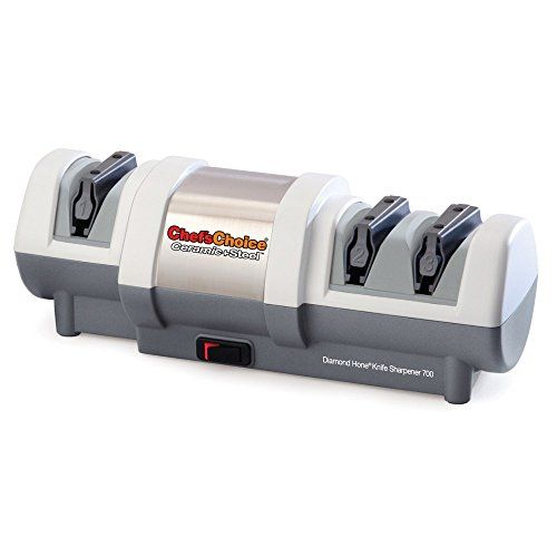 Chefs Choice Ceramic & Steel Electric Sharpener - http://kitchenrecipe.org/product/chefs-choice-ceramic-steel-electric-sharpener/