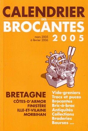 Bretagne-Flohmarkt-Kalender