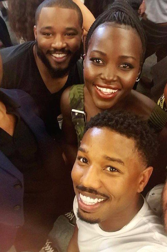 15 Photos of the Black Panther Cast That Will Get You Pumped For the Movie