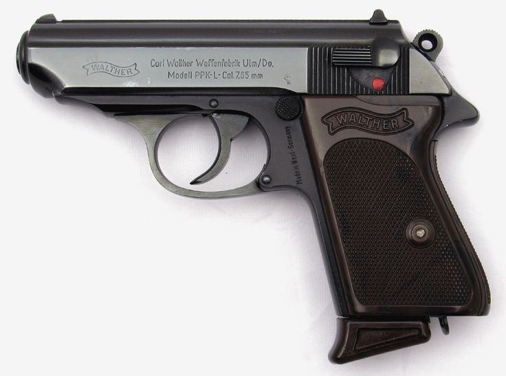 Walther PPK-L Find our speedloader now!  http://www.amazon.com/shops/raeind