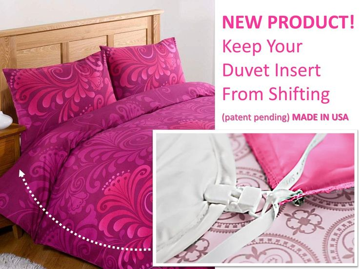 NEW! Duvet Clips and Sheet Fasteners- Complete Sleep Tight Bedding Sys – Boottique
