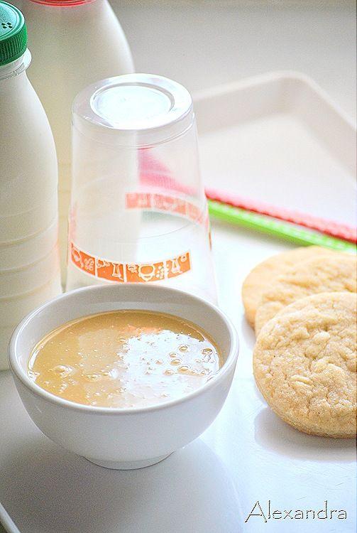 Καραμέλα γάλακτος στα πολύ γρήγορα