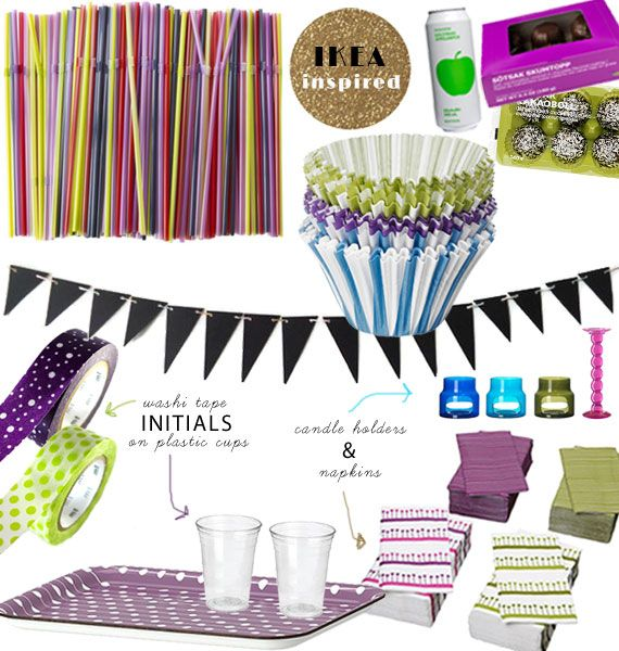 IKEA Inspired Party « Spearmint Baby