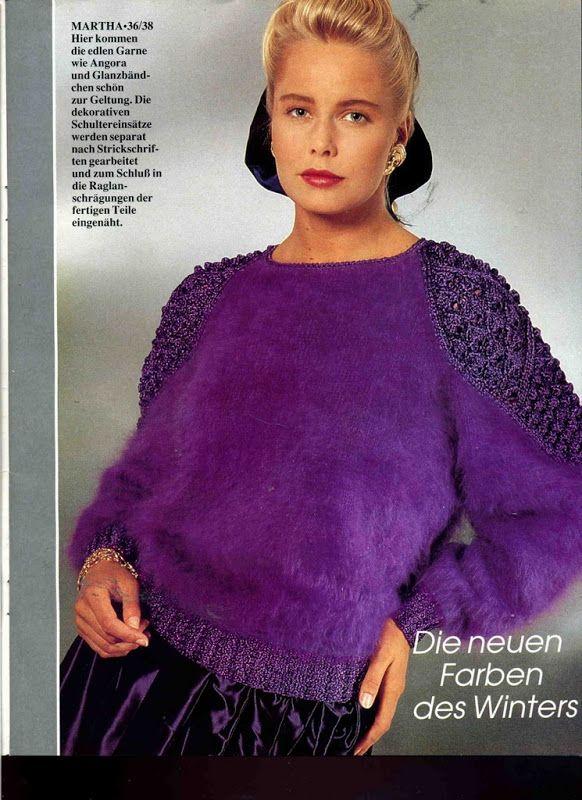 860 best ANNY BLATT images on Pinterest Albums, Knitting and Tricot - farben für küchen