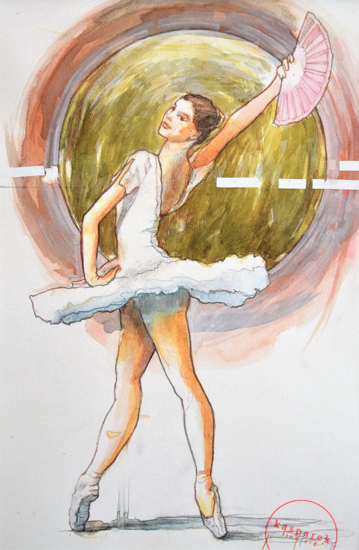 Dancer with a Fan