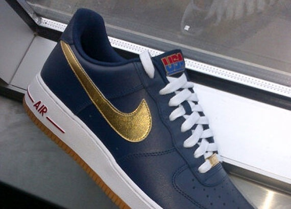 Nike Air Force 1 Low 'Olympic' - SneakerNews.com