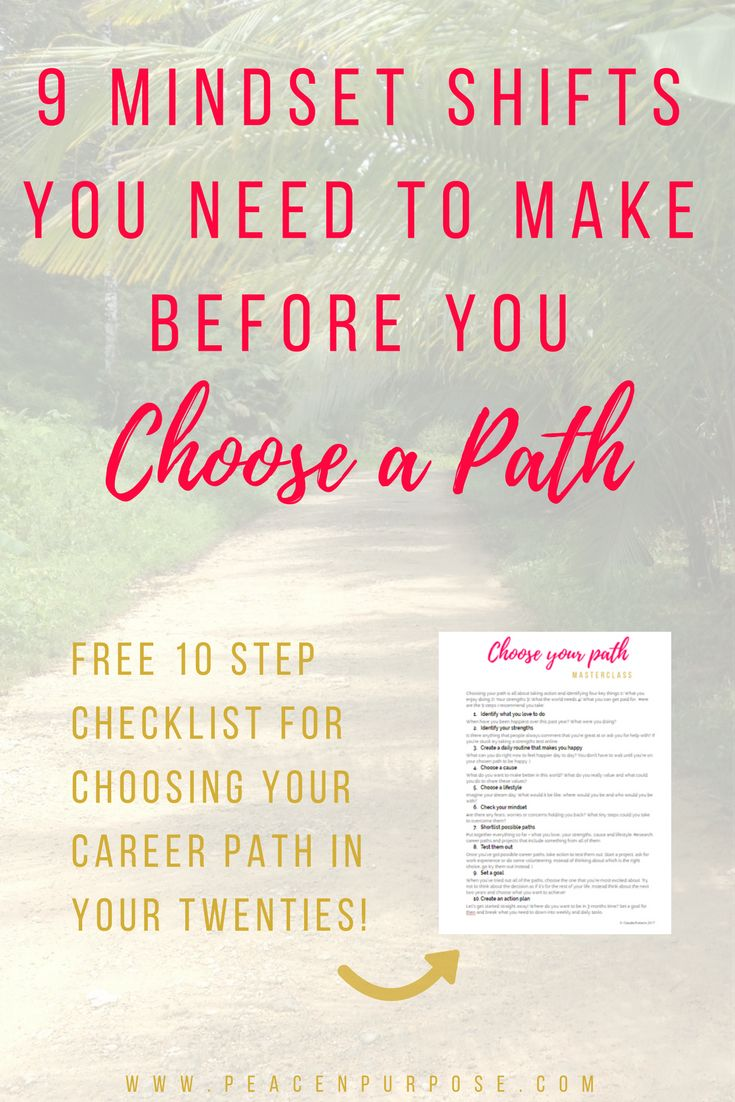 17 best ideas about job aptitude test career path 9 mindset shifts you need to make before choosing your path