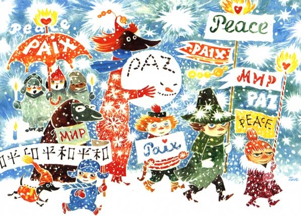 ·|· moominvalley peace march