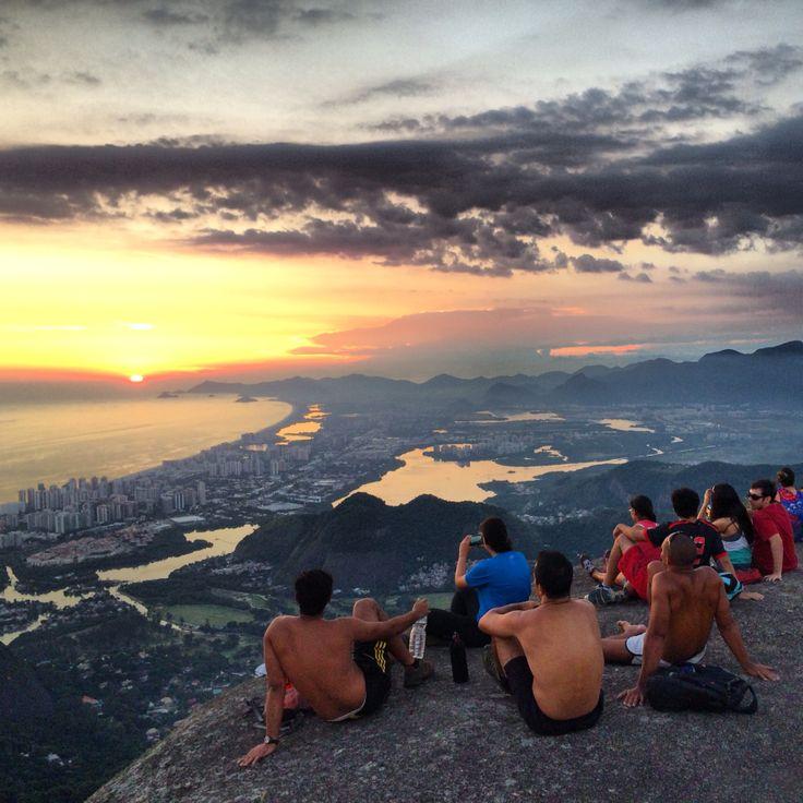 Pedra Bonita, Rio de Janeiro. Photo by Fernando Freitas