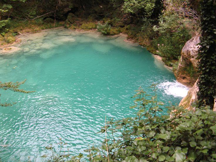 9 best piscinas dtp las mejores piscinas naturales de for Piscinas naturales urederra