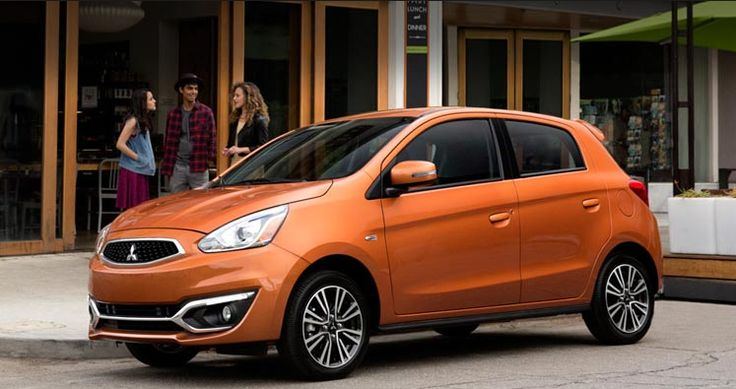 2017 Mitsubishi Mirage . New Mirage already on market rightnow, this SUV come with elegant style design and new features on inside design also better motor