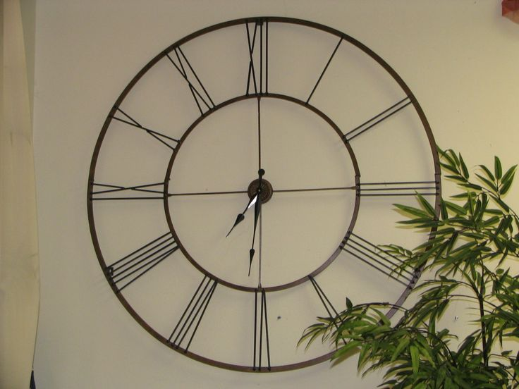 Interior: Amazing Decorative Wall Clocks Walmart Also Decorative Large Clocks For The Wall from 4 Tips To Select Decorative Wall Clocks