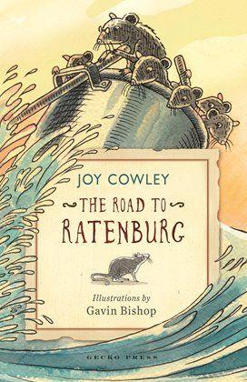 The Road to Ratenburg - Joy Cowley - Gecko Press
