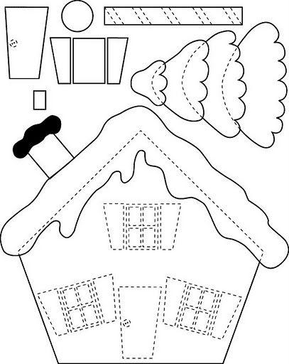 Moldes de cojines navideños 2014 - Imagui