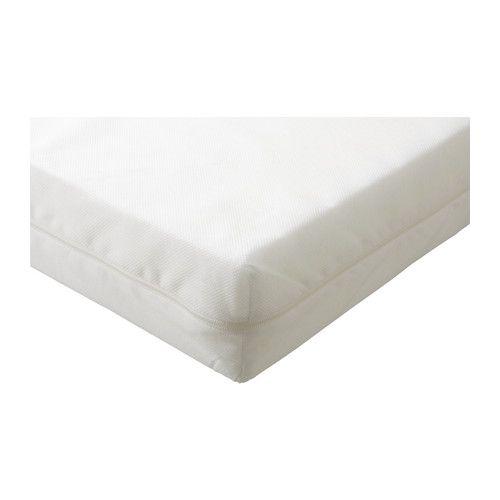 IKEA - VYSSA SLAPPNA, Matelas pour lit extensible, 80x200 // et on peut couper pour faire 160 de l'autre côté// CHF 40 env.