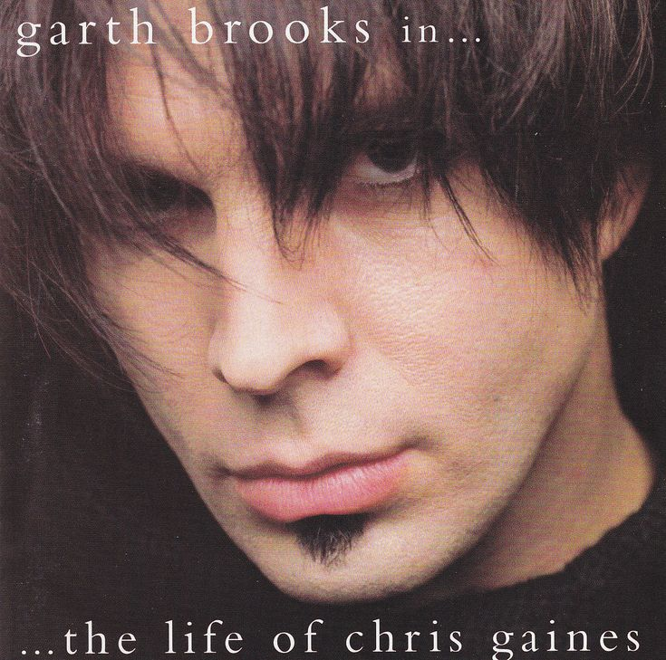 Garth Brooks in The Life of Chris Gaines Garth Brooks The Life of