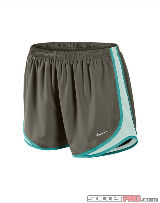 women's nike shorts | Nike Womens Tempo Shorts >>Easy Returns>> Girls Green Soccer Shorts